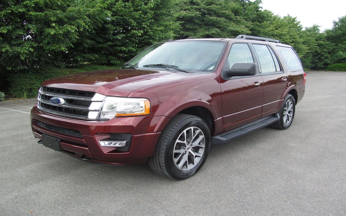 2016 FORD EXPEDITION XLT5.4 LITRE V8 AUTO