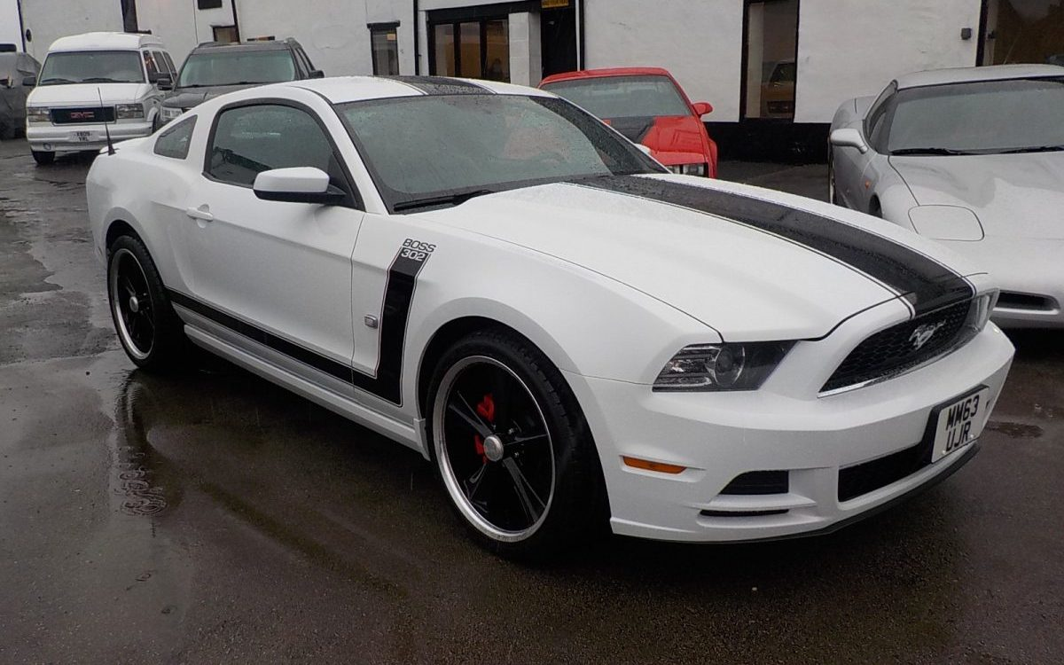 2014 FORD MUSTANG 3.7 LITRE PREMIUM V6 AUTO