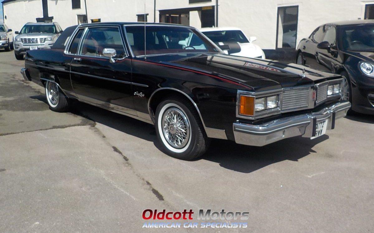 1984 OLDSMOBILE 98 5.0 LITRE AUTO