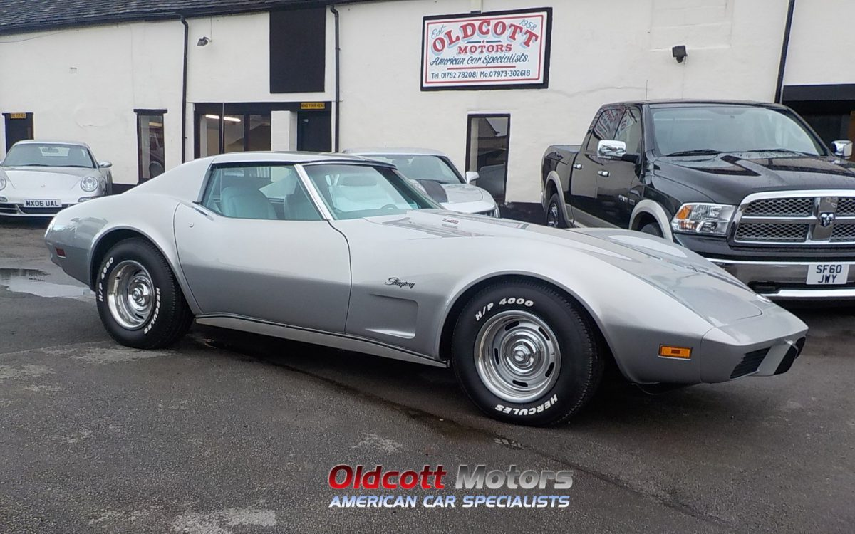 1976 CHEVROLET CORVETTE STINGRAY 5.7 LITRE 12,000 MILES