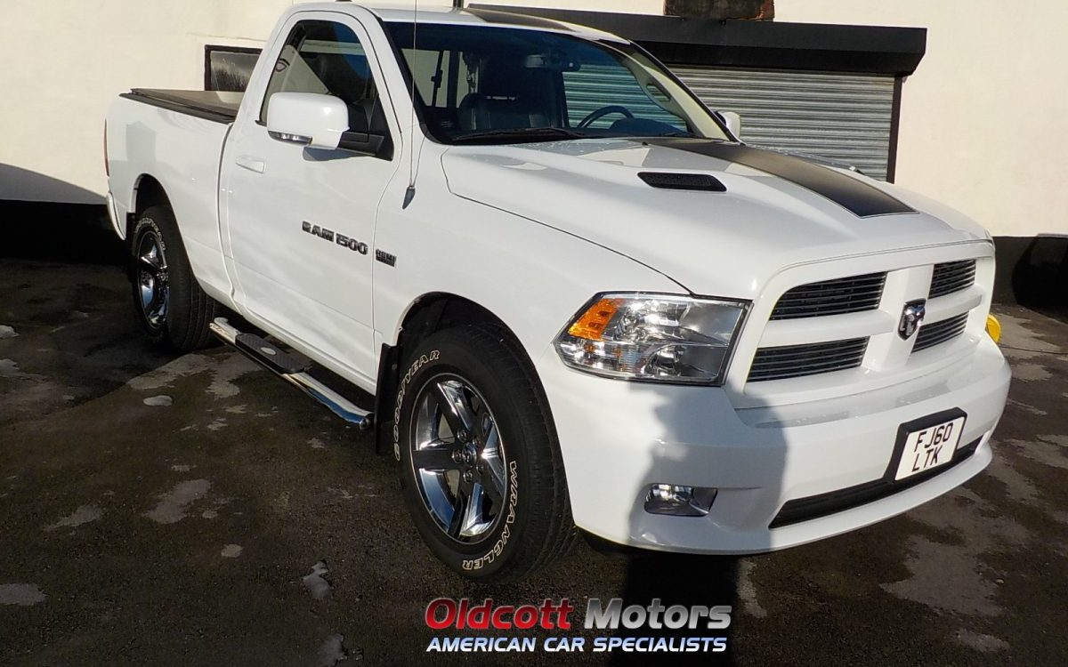 2011 DODGE RAM 1500 SPORT REGULAR CAB 4X4