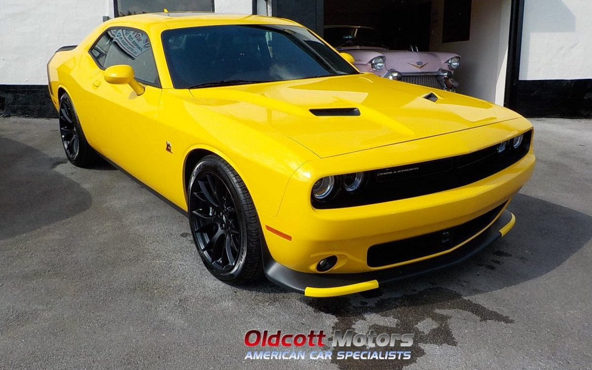 2018 NEW DODGE CHALLENGER 392 RT 6.4 LITRE AUTO