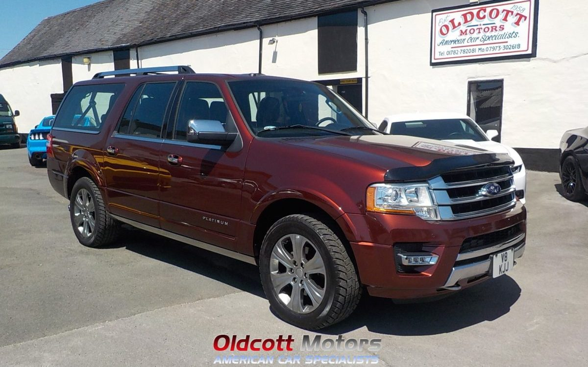2015 FORD EXPEDITION PLATINUM EDITION