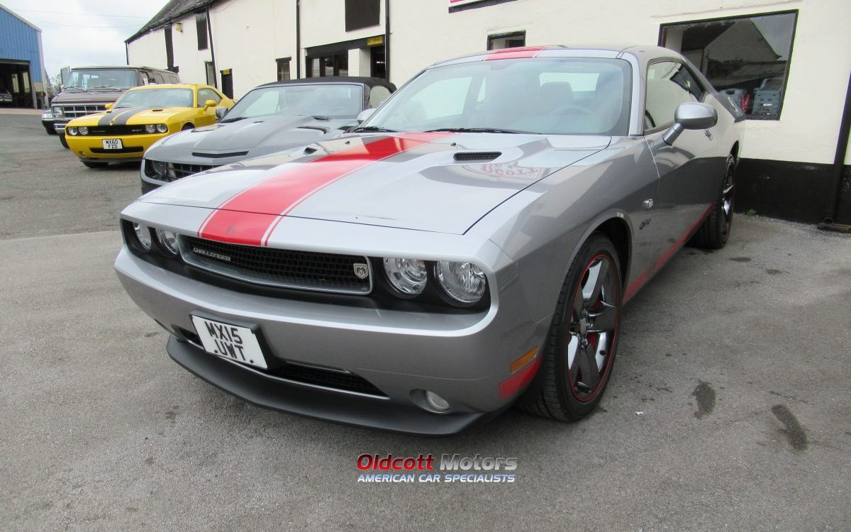 2015 REGISTERED DODGE CHALLENGER TALLY RED LINE 3.6 LITRE AUTO