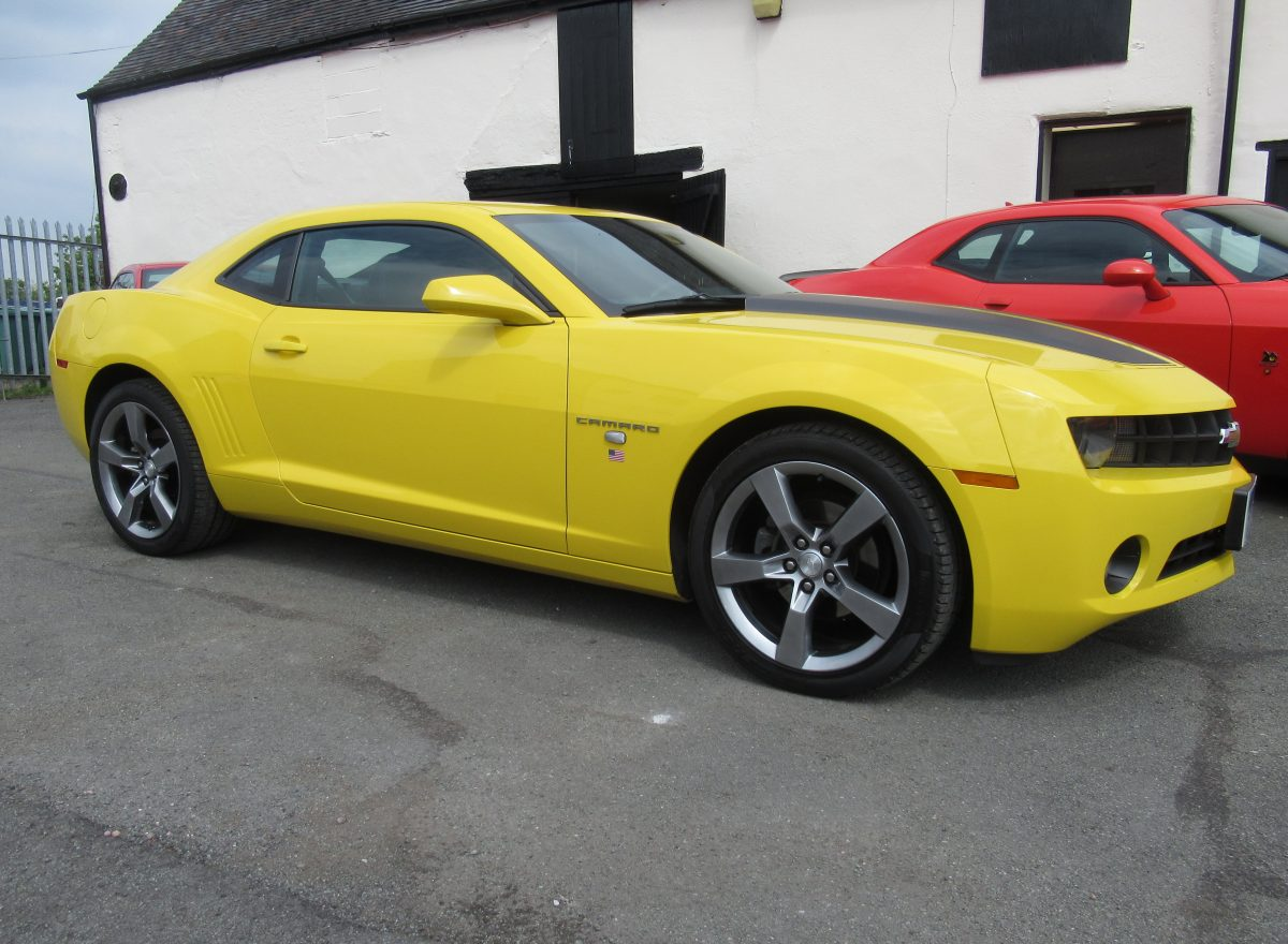 2010 CHEVROLET CAMARO 3.6 LITRE RS 46,000 MILES WITH FSH