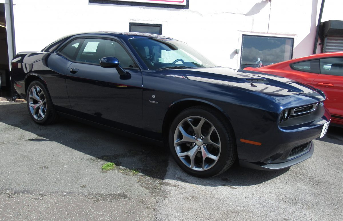 2015 DODGE CHALLENGER 5.7 LITRE HEMI RT PLUS