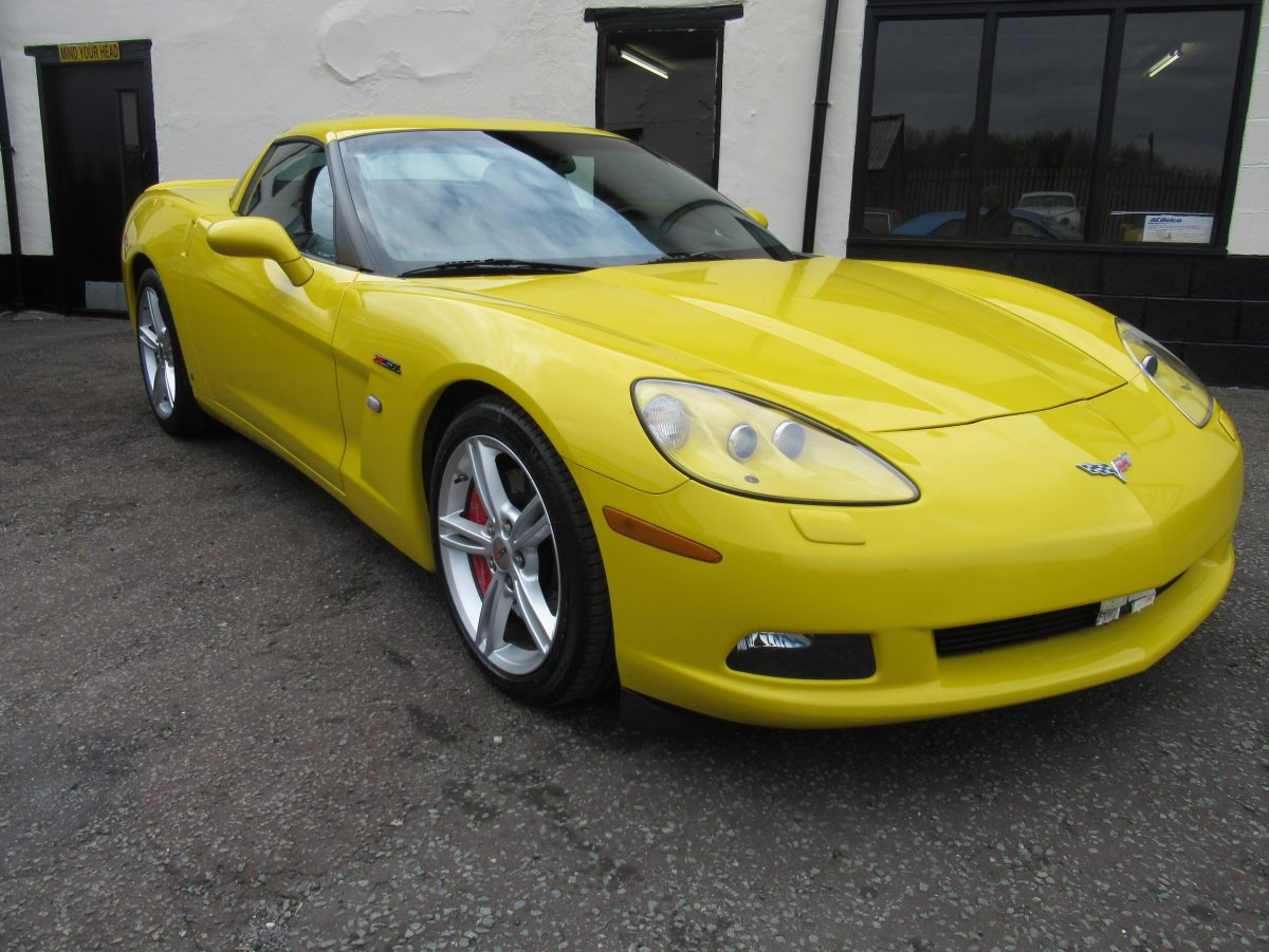 2009 CHEVROLET CORVETTE C6 VICTORY EDITION Z51