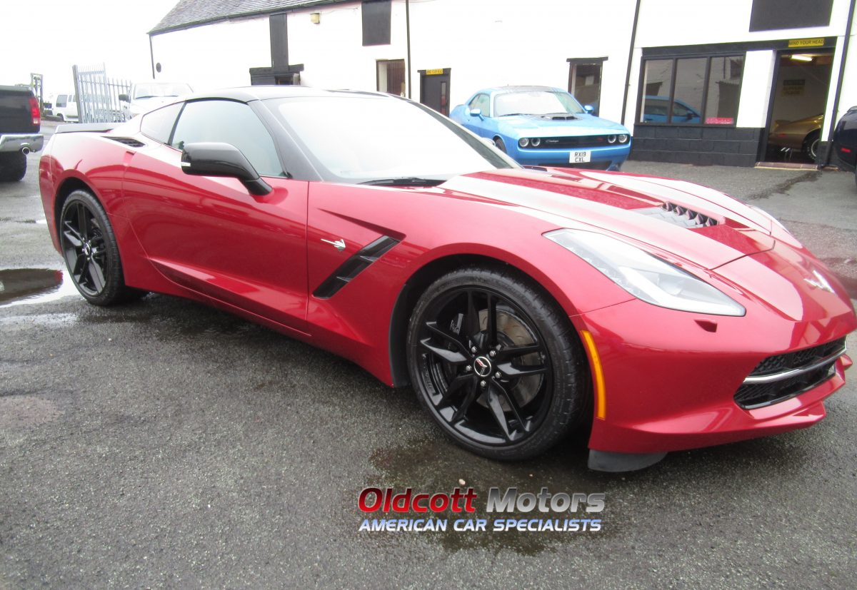 2014 CHEVROLET CORVETTE STINGRAY C7 Z51 EURO SPEC