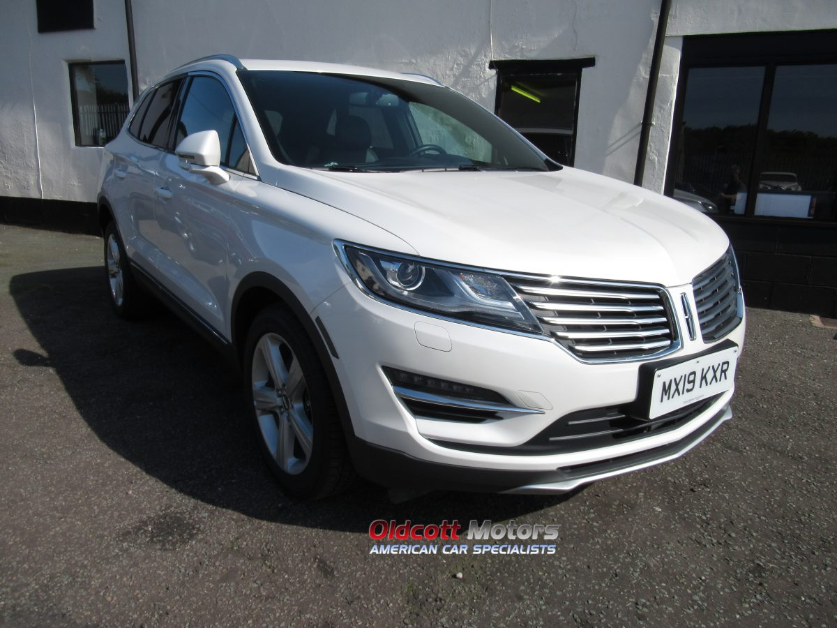2019 REG NEW LINCOLN MKC 2.0 LITRE TURBO ECOBOOST RESERVE
