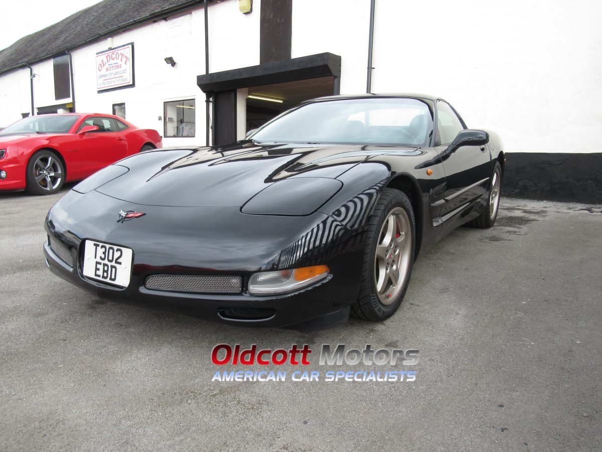 1999 CHEVROLET CORVETTE C5 EURO SPEC 5.7 LITRE LS1 6 SPEED MANUAL