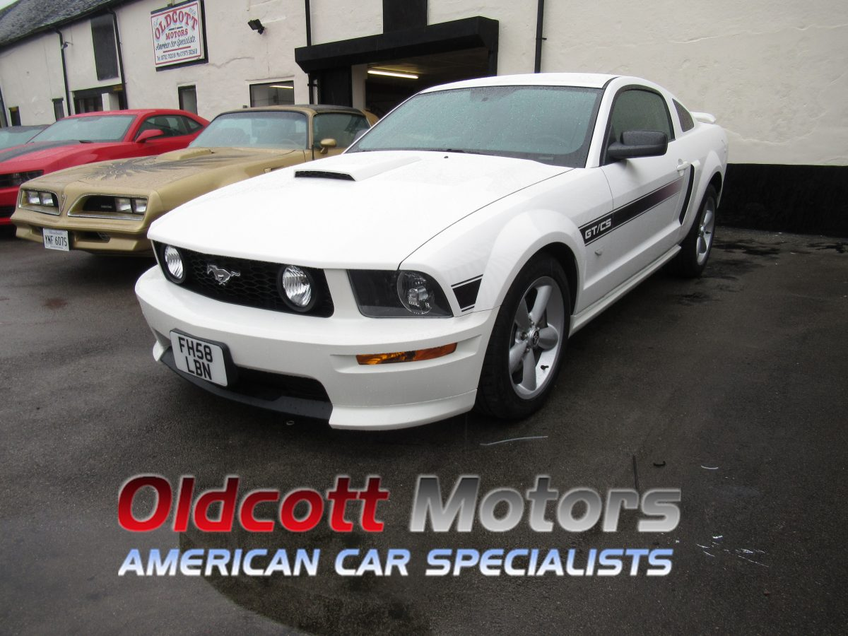 2008 FORD MUSTANG 4.6 LITRE GT MANUAL PREMIUM CALIFORNIA SPECIAL