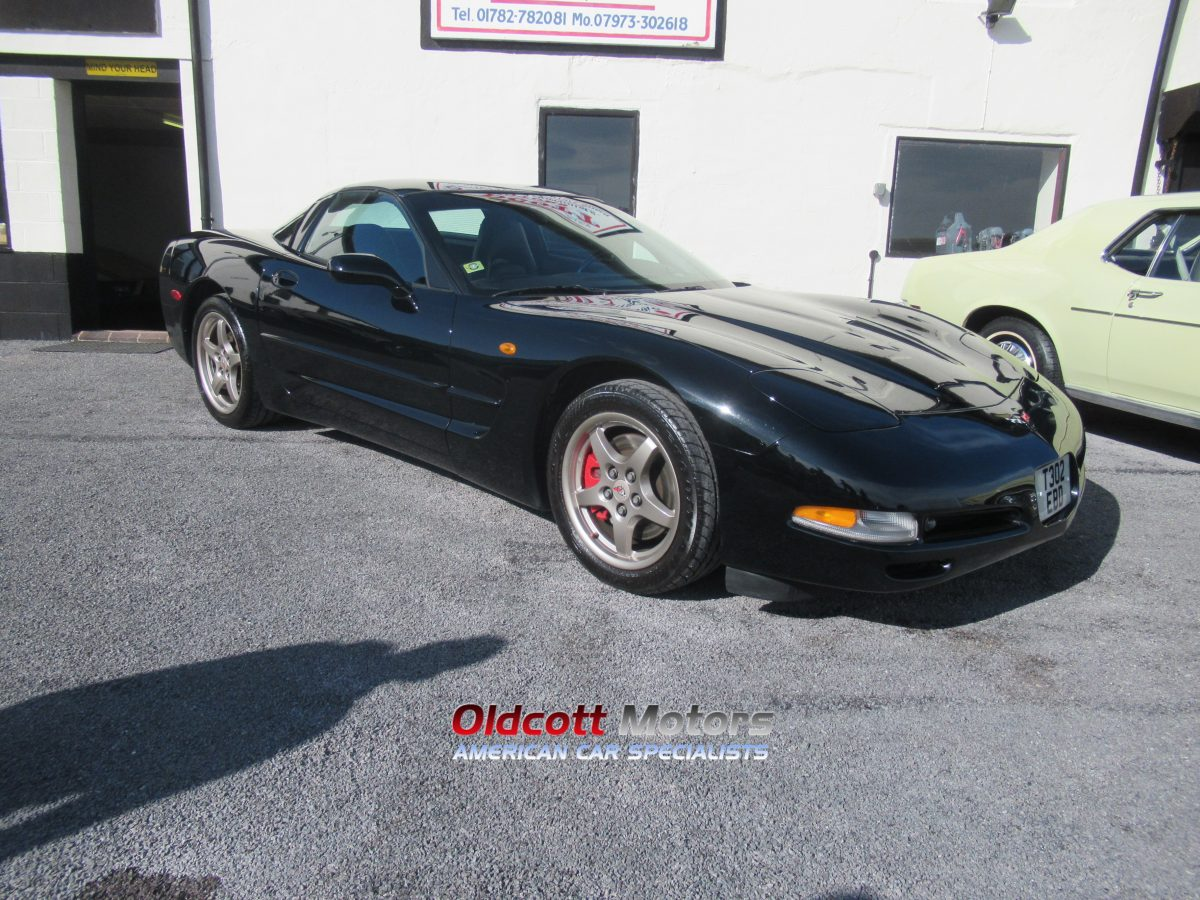 1999 CHEVROLET CORVETTE C5 EURO SPEC 5.7 LITRE 6 SPEED MANUAL