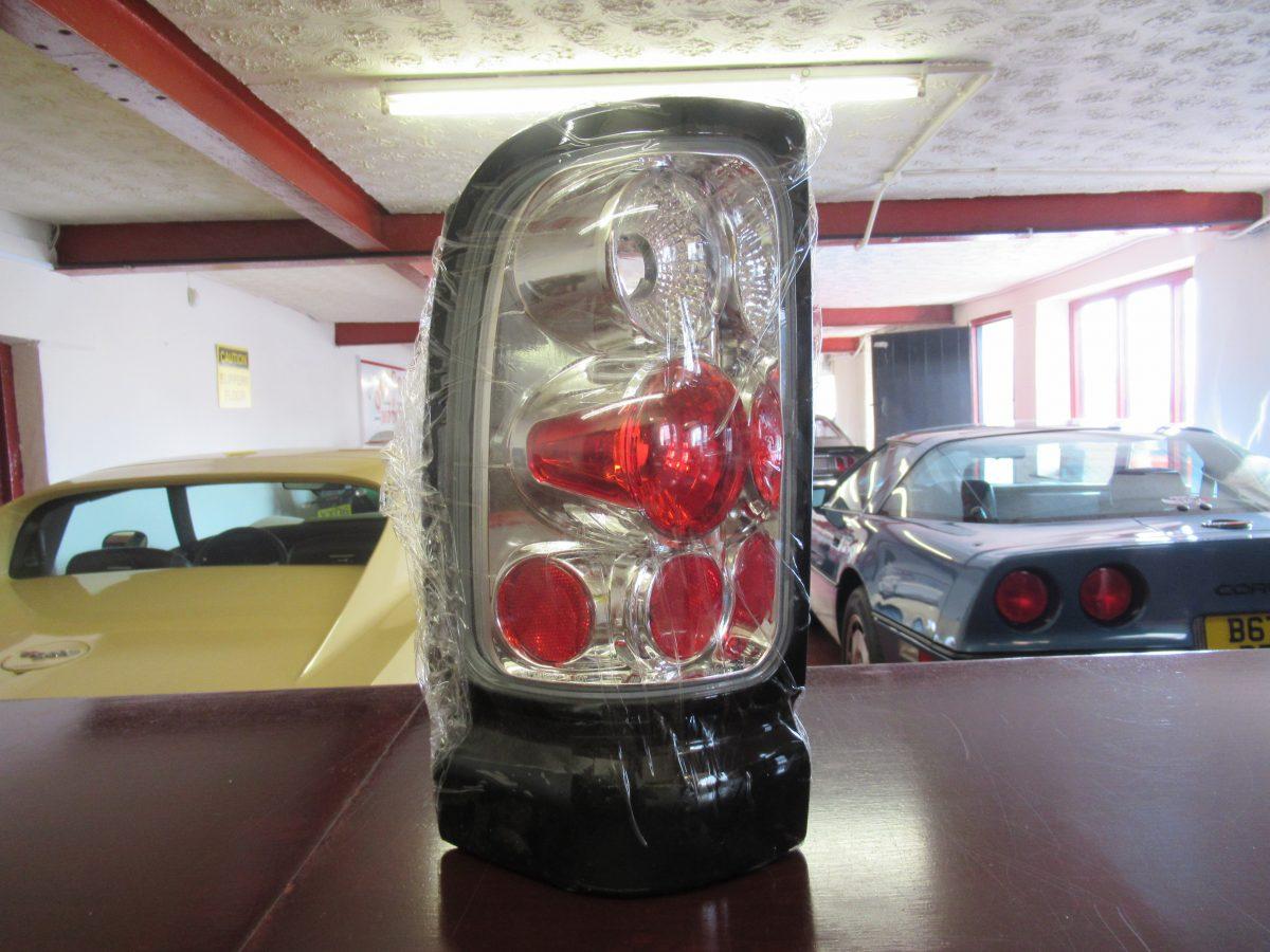 1994-2002 Dodge  Rams 1500, 2500, 3500 not sport model  tail gate lights