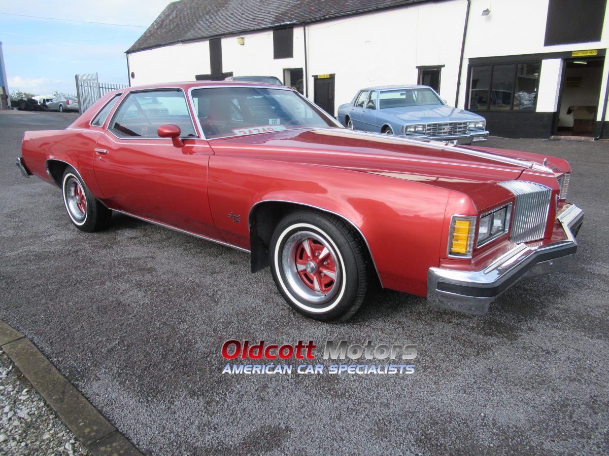 1976 PONTIAC GRAND PRIX  ORIGINAL CONDITION