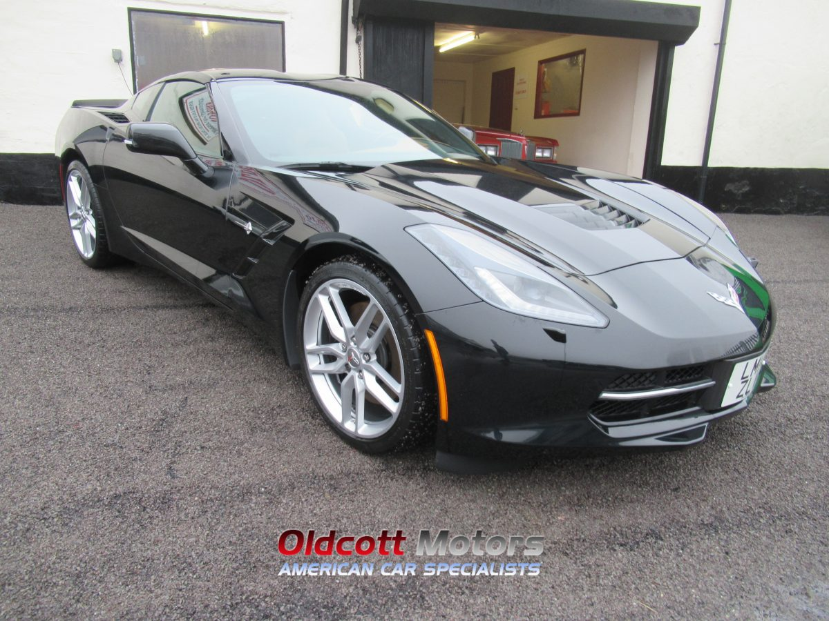 2014 CHEVROLET CORVETTE C7 EURO SPEC 6.2 LITRE 7 SPEED MANUAL