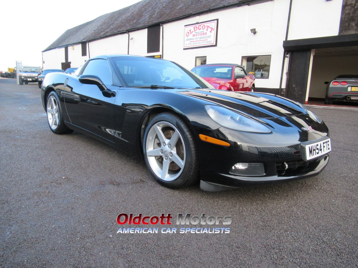 2005 CHEVROLET CORVETTE C6 6.0 LITRE 6 SPEED MANUAL