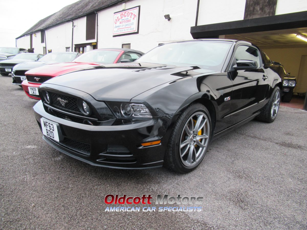 2013 FORD MUSTANG 5.0 GT AUTO PREMIUM