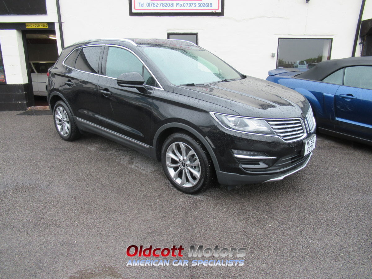 2019 REG NEW LINCOLN MKC