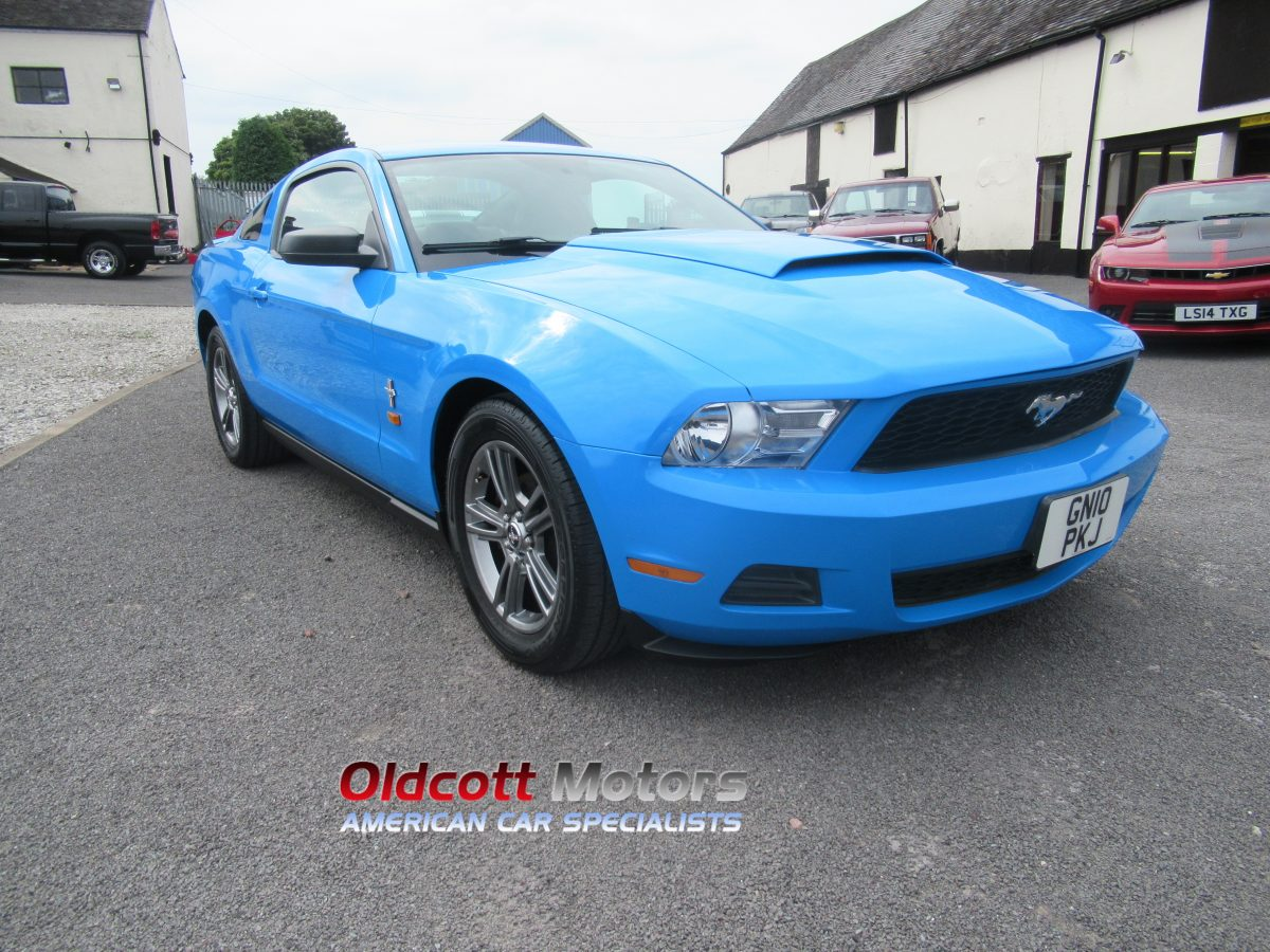 2010 FORD MUSTANG 4.0 LITRE MANUAL