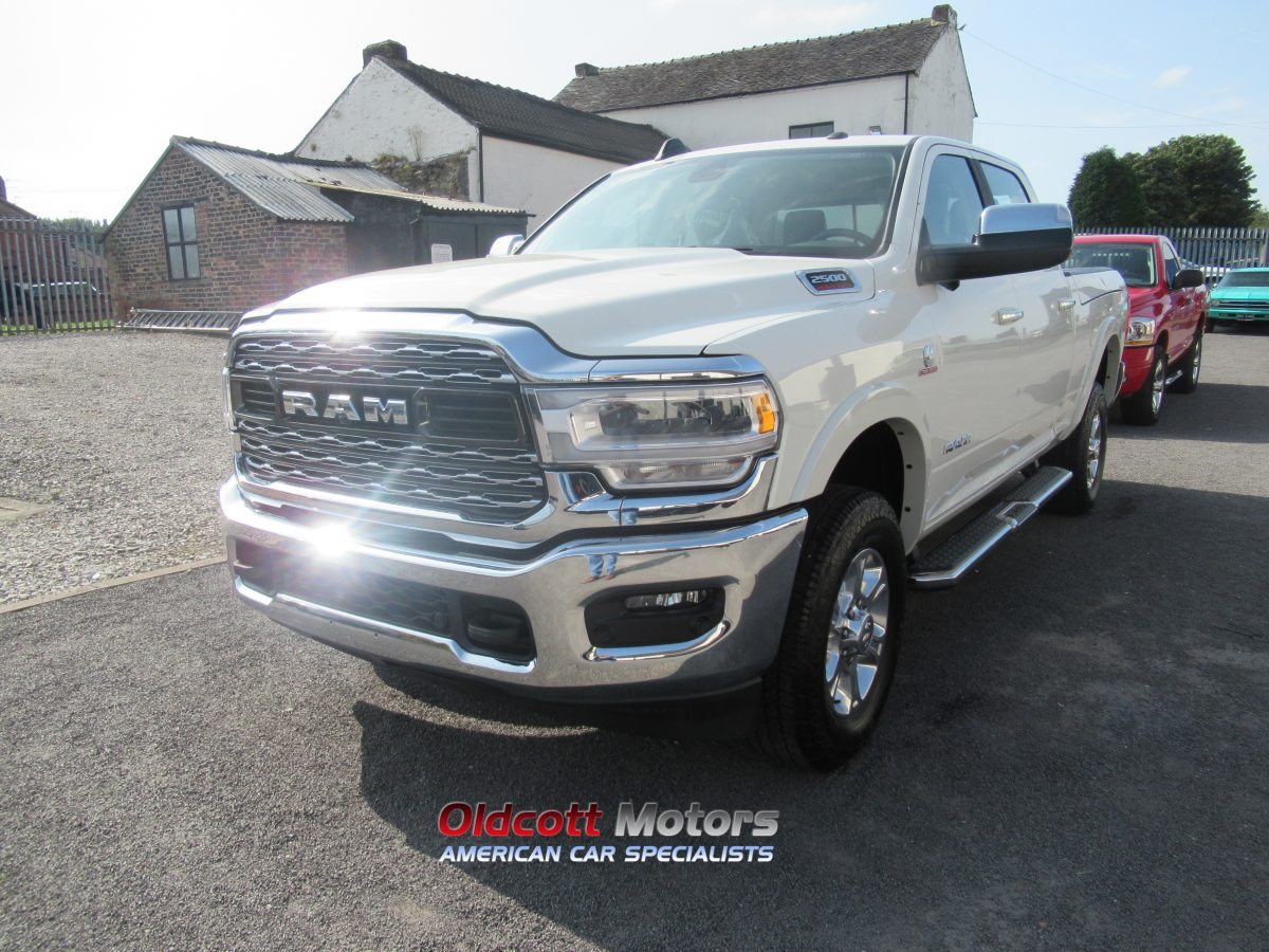 NEW DODGE RAM LARAMIE 2500