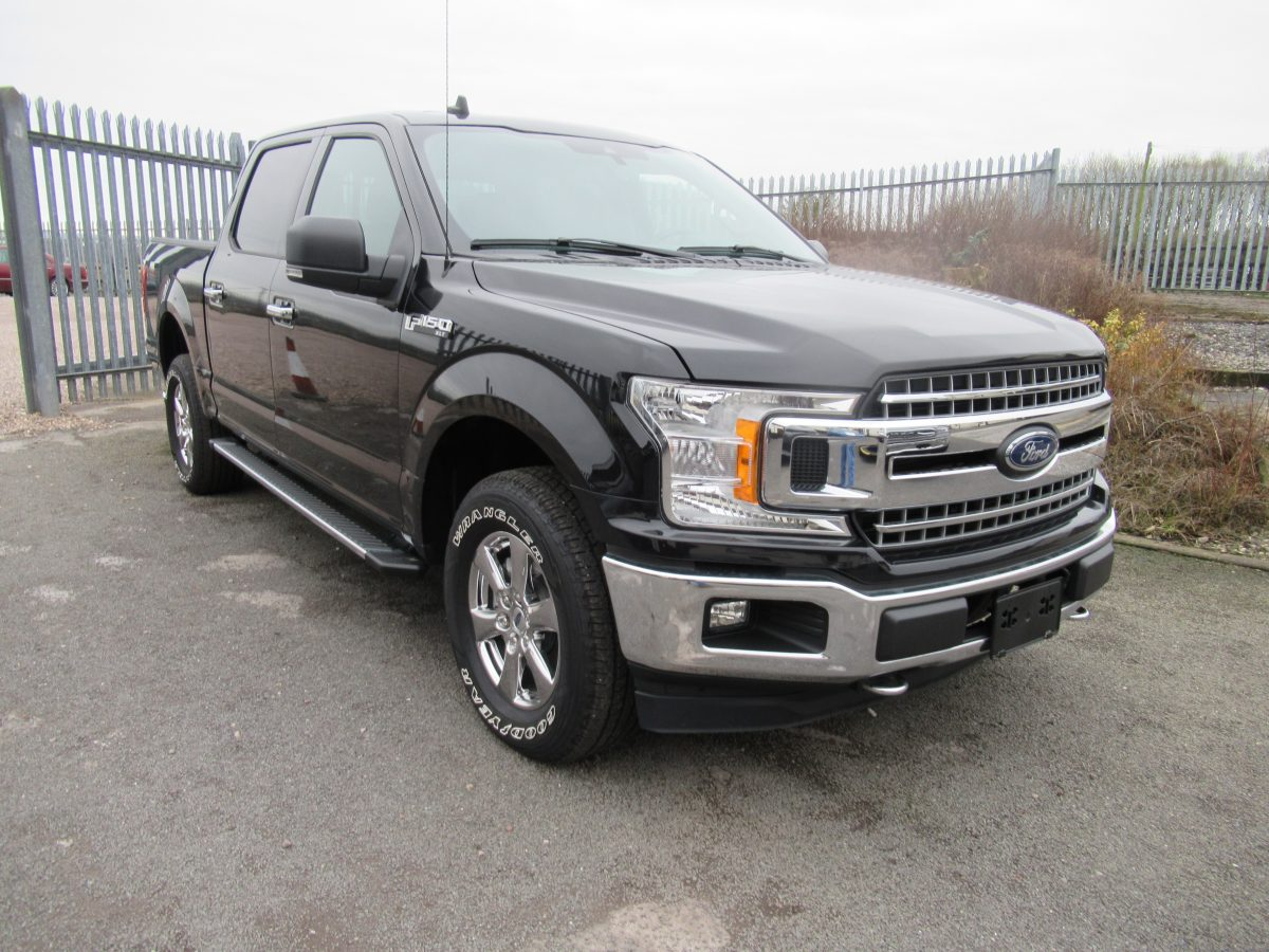NEW FORD F150 sold more available