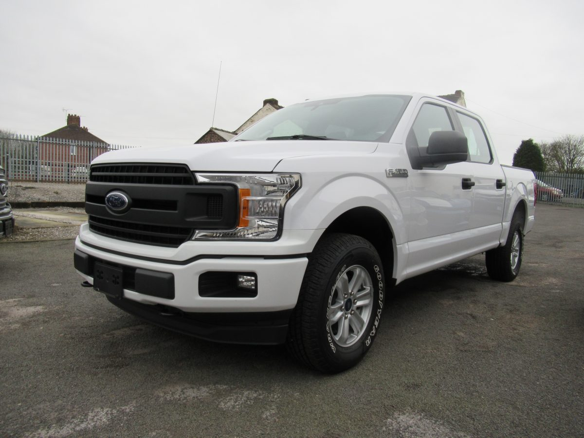 NEW FORD F150 XL