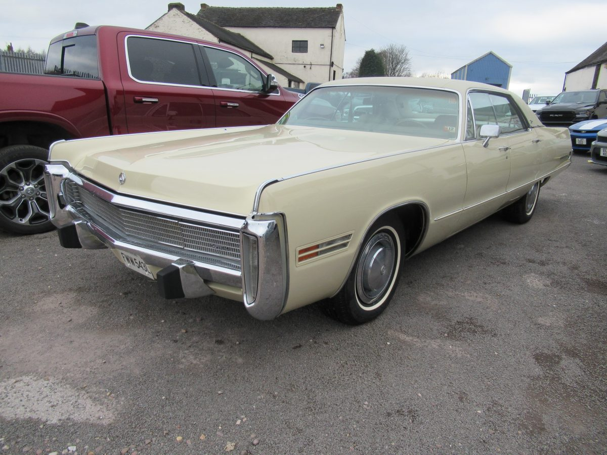 1973 CHRYSLER IMPERIAL 440 CI