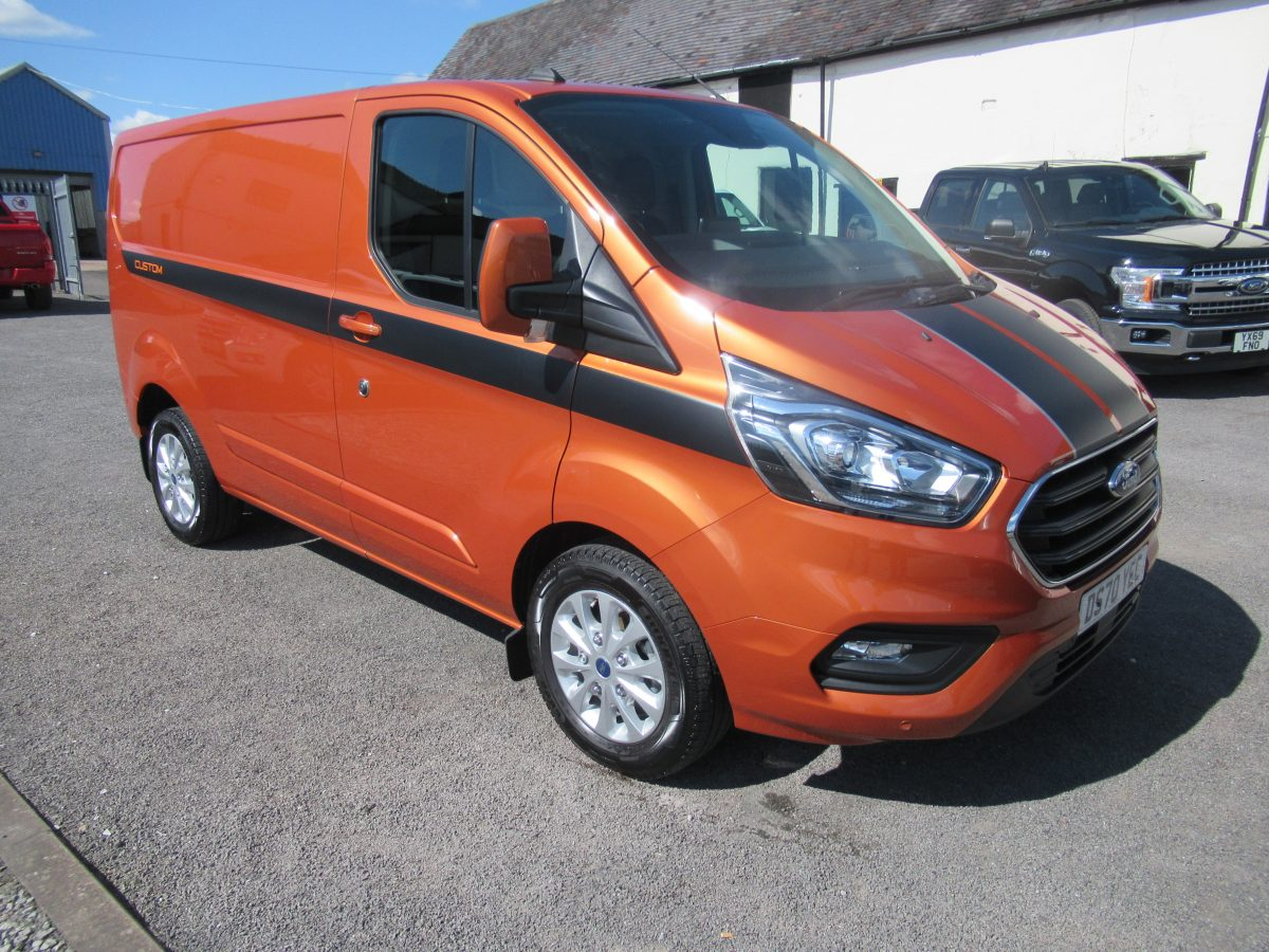2020 FORD TRANSIT CUSTOM 280 LIMITED