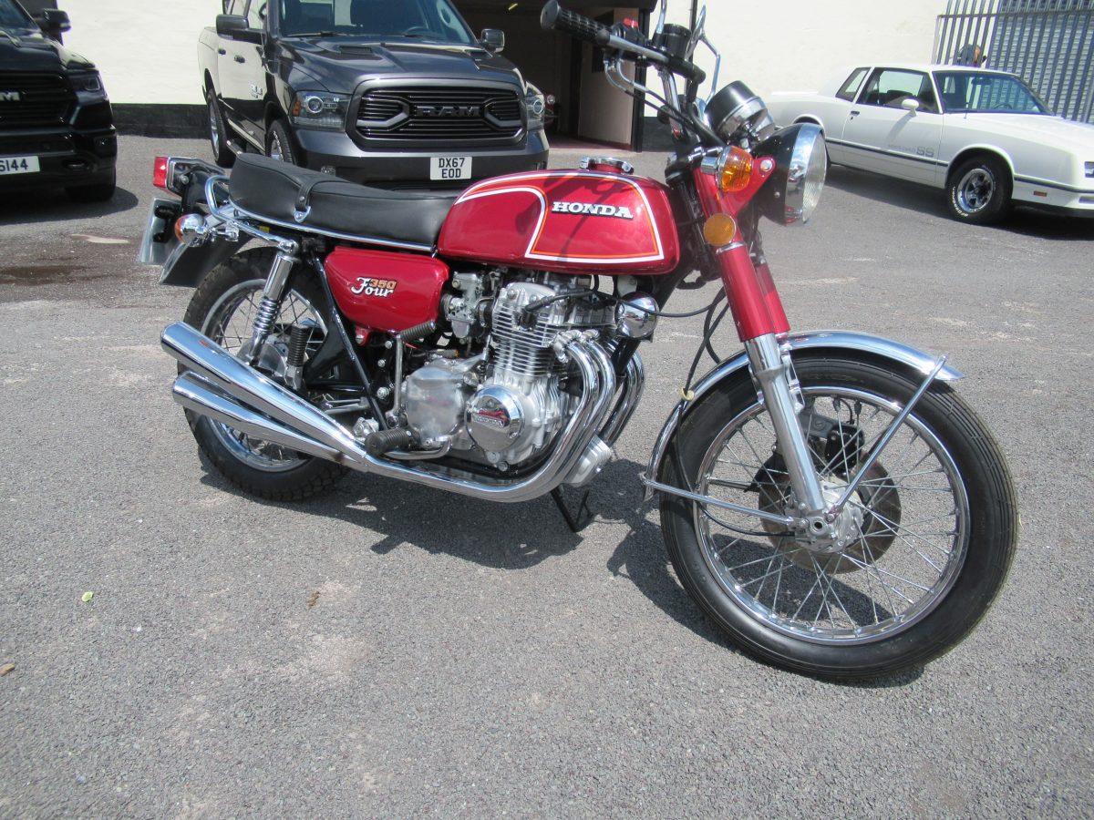 1973 honda 350 FOUR